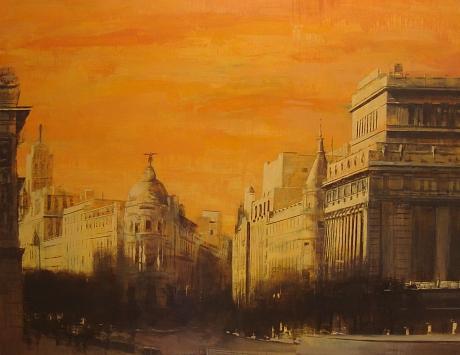 Banco central, Madrid