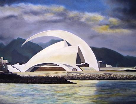 Auditorio de Tenerife de Calatrava