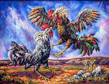 Gallos Castellanos