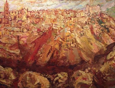 Toledo en oros
